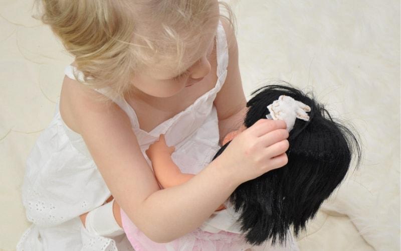 Pierwsza lala w życiu małego człowieka – znasz jej wartość?